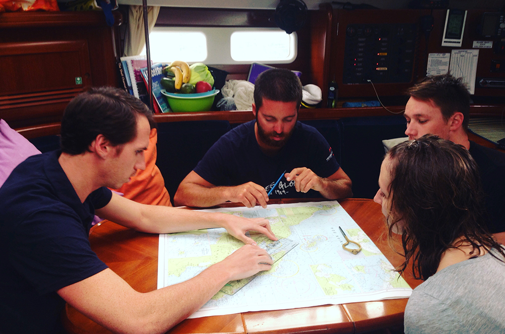 RYA Training Corfu